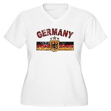 Germany Sports Shield T-Shirt