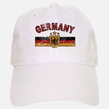 Germany Sports Shield Baseball Baseball Cap