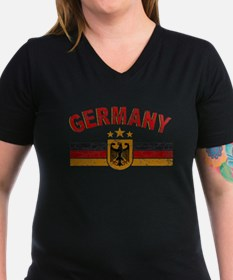 Germany Sports Shield Shirt