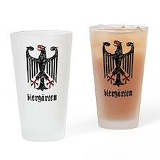Biergarten (Beer Garden) Pint Glass