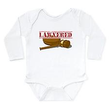 HIMYM: Lawyered Long Sleeve Infant Bodysuit