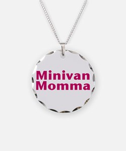 Minivan Momma Necklace