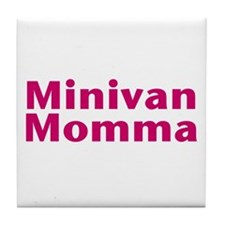 Minivan Momma Tile Coaster