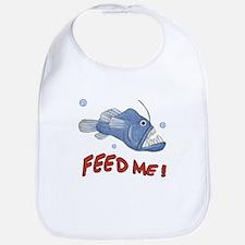 Piranha - Feed Me - Bib