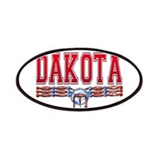 Proud to be Dakota Patches