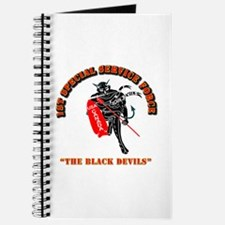 SOF - 1st SSF - Black Devils Journal