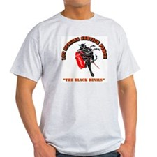 SOF - 1st SSF - Black Devils T-Shirt