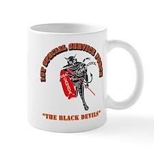 SOF - 1st SSF - Black Devils Small Mugs