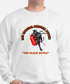 SOF - 1st SSF - Black Devils Sweater
