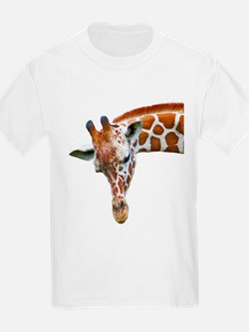 Giraffe Profile T-Shirt