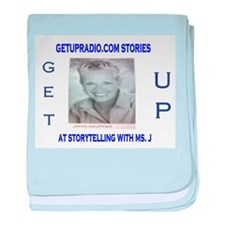 Story Telling With Ms. J of G baby blanket