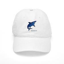 Blue Mako Shark Hat