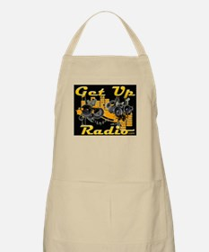 The NEW GET UP RADIO GEAR Apron