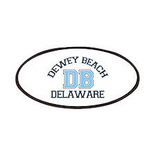 Dewey Beach DE - Varsity Design Patches