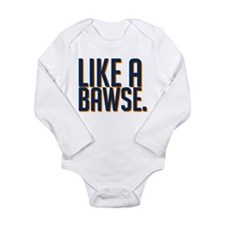 BAWSE Long Sleeve Infant Bodysuit