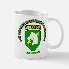SOF - 1st SOCOM Mug