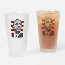 ObamaShops Pint Glass