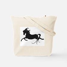 black horse t-shirts & gifts Tote Bag