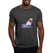 Jawsome Red T-Shirt