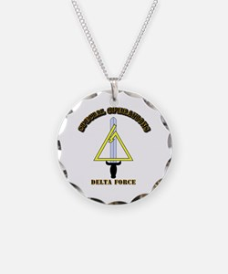 SOF - Delta Force Necklace