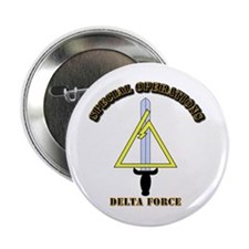 "SOF - Delta Force 2.25"" Button (100 pack)"