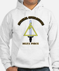 SOF - Delta Force Hoodie