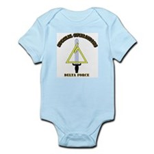 SOF - Delta Force Infant Bodysuit