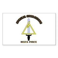 SOF - Delta Force Decal