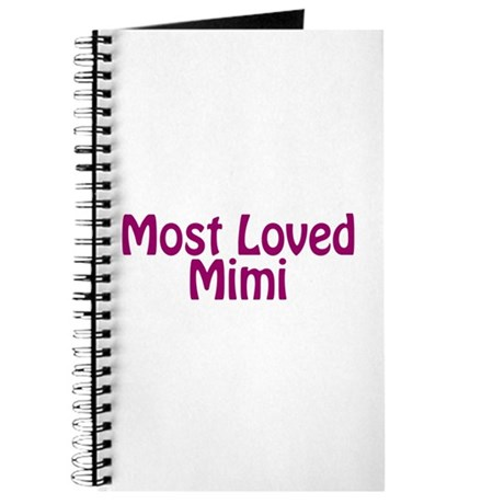 Most Loved Mimi Journal
