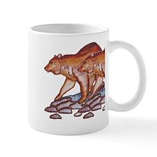 HUNTING BEARS_STREAM_ROCKS_ Mug