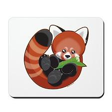 Red Panda Mousepad