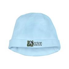 Dawson Celtic Dragon baby hat