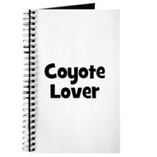 Coyote Lover Journal