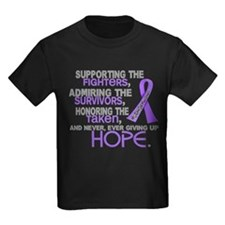 SupportAdmireHonor Hodgkin's Lymphoma T