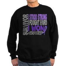 Survivor 4 Hodgkin's Lymphoma Jumper Sweater