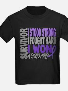 Survivor 4 Hodgkin's Lymphoma T