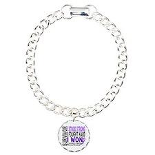 Survivor 4 Hodgkin's Lymphoma Bracelet