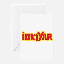 IOKIYAR Greeting Cards (Pk of 10)