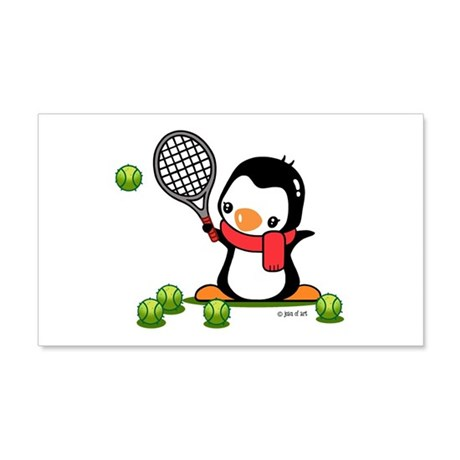 Tennis (a) 20x12 Wall Decal