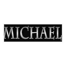 Michael - 42x14 Wall Peel