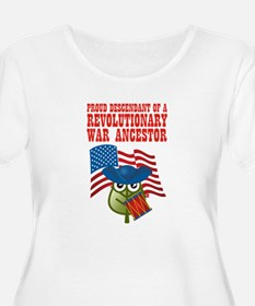 Revolutionary War Ancestor T-Shirt