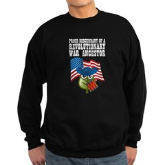 Revolutionary War Ancestor Sweatshirt