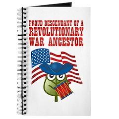 Revolutionary War Ancestor Journal