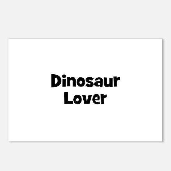 Dinosaur Lover Postcards (Package of 8)