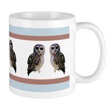 Little Spotted Owls Mug