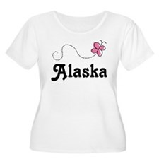 Alaska Women's Plus Size T-Shirt