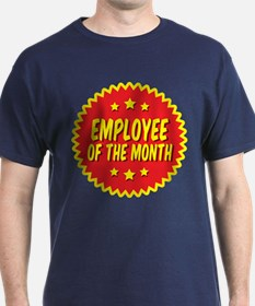 employee of the month t shirts shirts tees custom