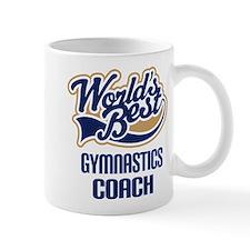 Gymnastics Coach Gift Mug