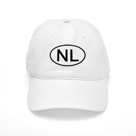 NL - Initial Oval Cap