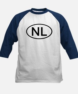 NL - Initial Oval Tee